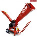 GTM Professional GTS 600 E elektromos ágdaráló ágaprító