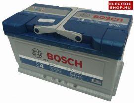 Bosch S4 12V 80Ah Jobb+ akkumulátor 740A