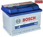 Bosch S4 12V 74Ah Jobb+ akkumulátor