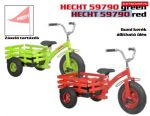 HECHT 59790 RED TRICIKLI