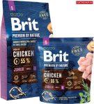 Brit Premium Junior Small Breed 8kg kutyatáp