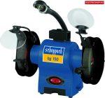 Scheppach BG 150 kettős köszörű elektromos 230 V 4903104901