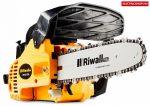 Riwall RPCS 2530 - benzines ágnyeső egykezes láncfűrész 25 cm3 motorral