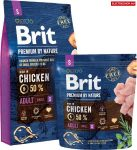 Brit Premium Adult Small Breed 8kg kutyatáp