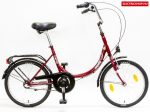 Schwinn-Csepel 20 Camping 20/15 N3 MV 3 sebességes nem összecsukható kerékpár