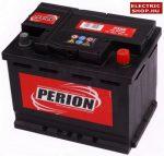 Perion 12V 56Ah Jobb+ akkumulátor