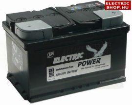 Electric Power 12V 66Ah Jobb+ akkumulátor
