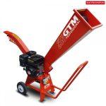 GTM Professional GTS 600 benzinmotoros ágdaráló ágaprító MSGTS603G