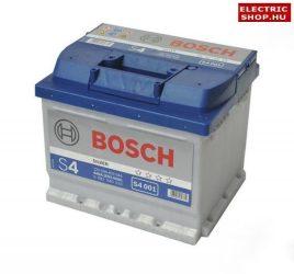Bosch S4 12V 44Ah Jobb+ akkumulátor