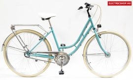 Csepel Weiss Manfréd női városi kerékpár Ajándékkal