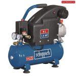 Scheppach HC 08 kompresszor elektromos 230 V 5906119901