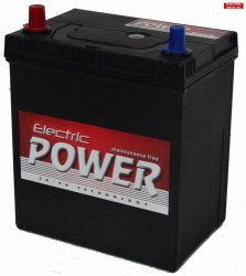 Electric Power 12V 40Ah Bal+ akkumulátor
