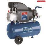 Scheppach HC 25 olajkenésű kompresszor elektromos 230 V 5906115901