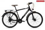 Schwinn Csepel Traction 300 28 24S férfi trekking kerékpár agydinamó tárcsafék