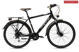 Csepel Traction 300 28 24S férfi trekking kerékpár agydinamó tárcsafék