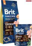 Brit Premium Medium Junior 2 x 15kg kutyatáp