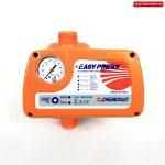PEDROLLO EASYPRESS II 2  áramláskapcsoló nyomásmérő órával