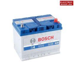 Bosch S4 12V 70Ah Jobb+ akkumulátor Japán 0092S40260