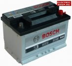 Bosch S3 12V 70Ah Jobb+ akkumulátor