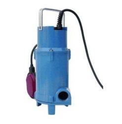 ELPUMPS BT4877 Darabolókéses úszókapcsolós szennyvíz szivattyú fekáliaszivattyú 750W (szennyezett vízre)