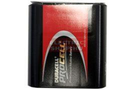 Duracell PROCELL alkáli 4,5V 3R12 (lapos elem)