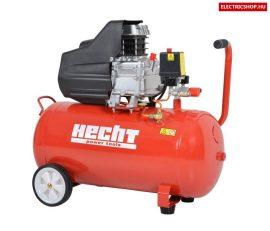 Hecht 2052 olajos kompresszor 50 literes légtartállyal