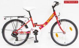 Csepel FLORA 20 6SP kerékpár 6 sebességes Új Modell