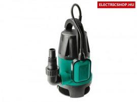 VERTO 52G441 szennyvíz szivattyú (Merülő szivattyú) 400W