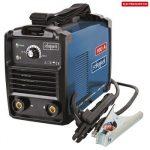 Scheppach WSE 900 inverteres hegesztő elektromos 230 V 5906603901