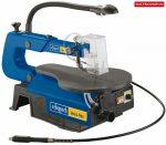 Scheppach Deco-Flex dekopírfűrész elektromos 230 V 4901402901