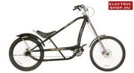 Neuzer JAGUARE CHOPPER FEKETE kerékpár