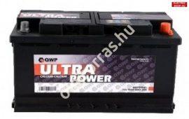 QWP 12V 95Ah Jobb+ akkumulátor