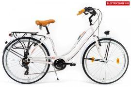 Schwinn Csepel CRUISER 26/18 NEO 7SP 16 Női Kerékpár Ajándékkal