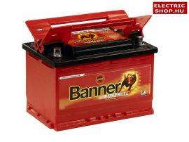 BANNER UNI BULL 12V 80Ah akkumulátor 50500 4 saru Bal+/Jobb+