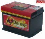Banner Power Bull 12V 55Ah Jobb+ akkumulátor P5509