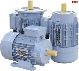 Villanymotor egyfázisú talpas 1,5 kW 2P 80 rpm 2900