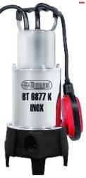 ELPUMPS BT6877K INOX darabolós szennyvíz szivattyú (Merülő szivattyú) 1600W