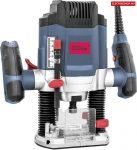 Güde 58117 Felsőmaró 1200 E , kézi felsőmarógép 6 és 8 mm-es befogáshoz is