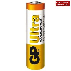 GP Ultra alkáli ceruza elem 1,5V AA tartós