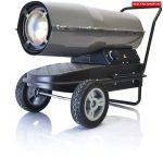 Güde 85116 GD 30 TI gázolajos hőlégbefúvó , dízel hőlégfúvó