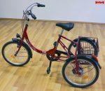 Schwinn-Csepel Camping 3 kerekű speciális kerékpár N3