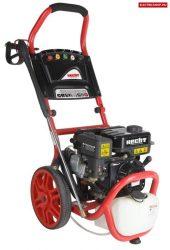 Hecht 3227 benzines magasnyomású mosó benzinmotoros sterimob 4 ütemű Hecht motorral