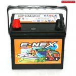 ENEX 12V 30Ah akkumulátor zárt Bal+ (fűnyírótraktor fűnyíró traktor)